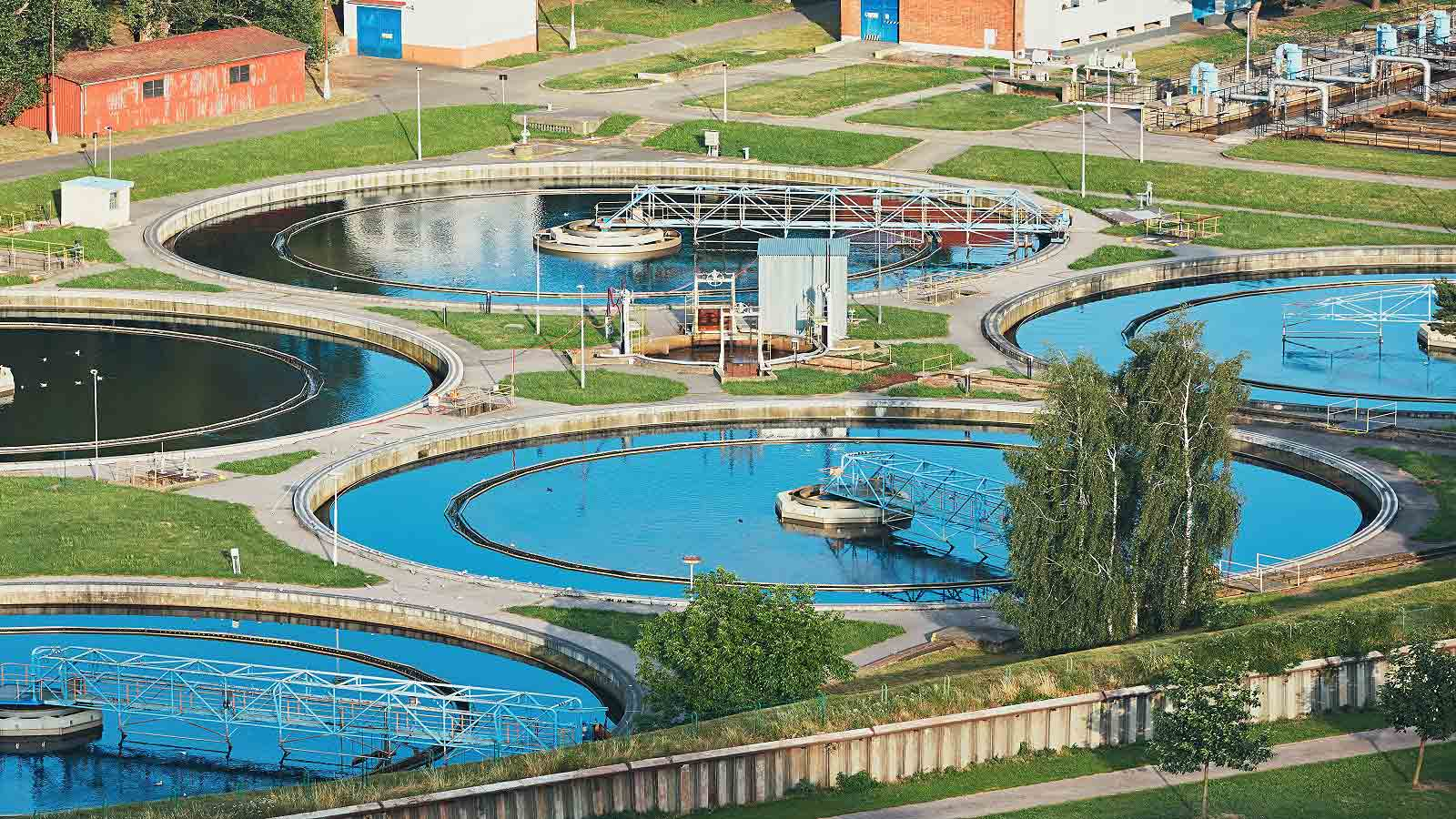 Wastewater Treatment System- Design Engineering O&M (2 Days Workshop)