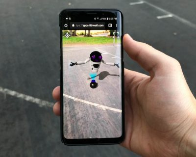 AR (Augmented Reality) & Video Streaming Services Emerging Technologies