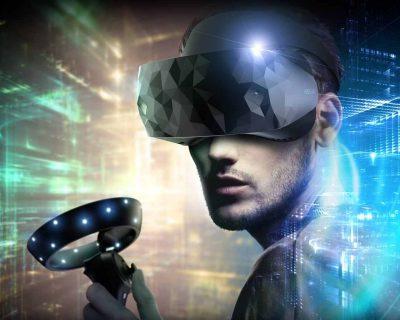 VR/AR DEVELOPMENT WITH UNITY